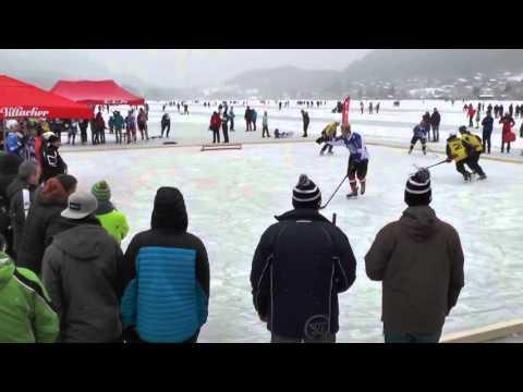 POND-Hockey Turnier der Erste Bank Eishockey Liga