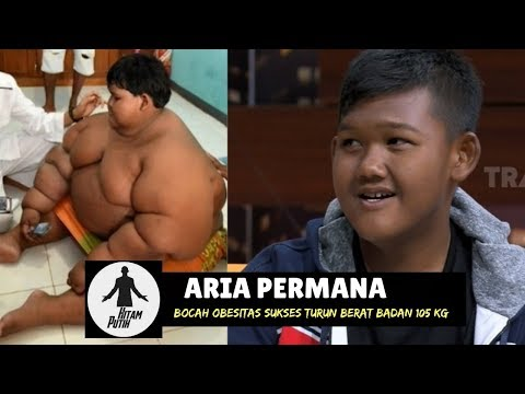 Komitmen Aria Permana Menurunkan Berat Badan | HITAM PUTIH (13/02/19) Part 2