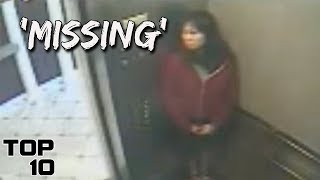 Top 10 Scary Missing Person Stories