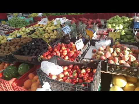 North Cyprus local market