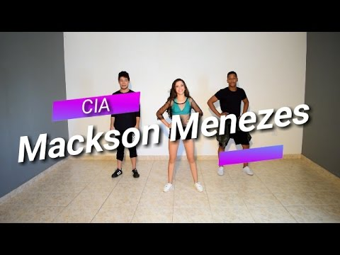 Suba e Desça - Banda Vingadora - Coreografia Mackson Menezes l Cia Mackson Menezes