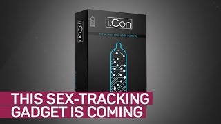 A sex-tracking condom ring is coming