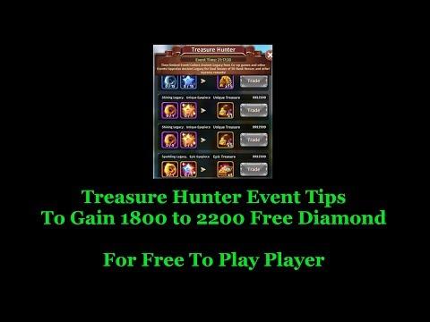 Hyper Heroes Treasure Hunt Event Tips 1800 Free Diamond