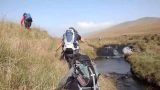Swansea Ramblers walk to Fan Nedd and Fan Girhirych above the Upper Swansea Valley