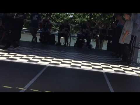 Step Live 2017 Battles Friern Barnet School