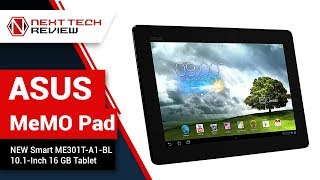 ASUS MeMO Pad NEW Smart ME301T A1 BL 10 1 Inch 16 GB Tablet Midnight Blue Product Review  – NTR