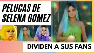 Pelucas de Selena Gomez en '999' Dividen a Fans
