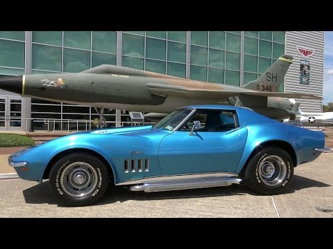 Corvette Stingray 1969 >> 1969 Chevrolet Corvette 427 Stingray