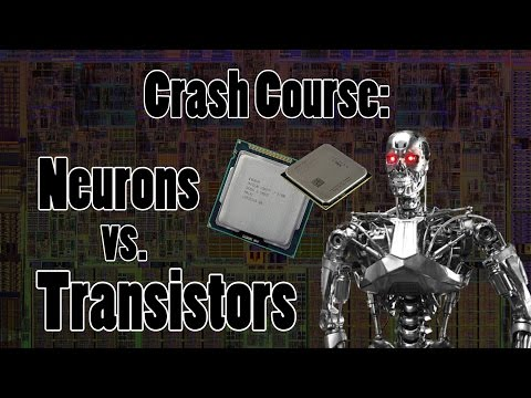How Many Transistors Are Needed for Computers to Become Self-Aware?