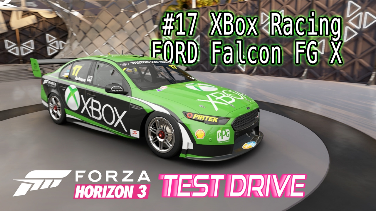 how to get forza horizon 3 in 5.1 audio