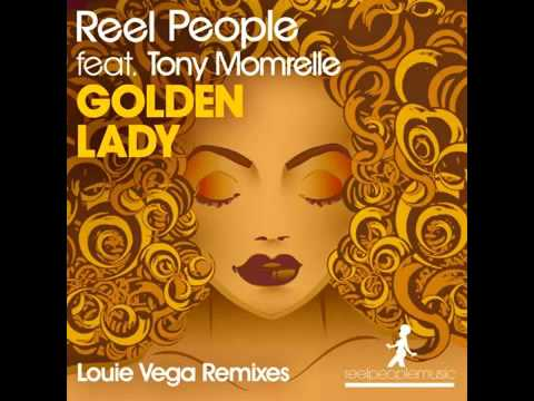 Reel People feat. Tony Momrelle - Golden Lady (Louie Vega Roots Mix)