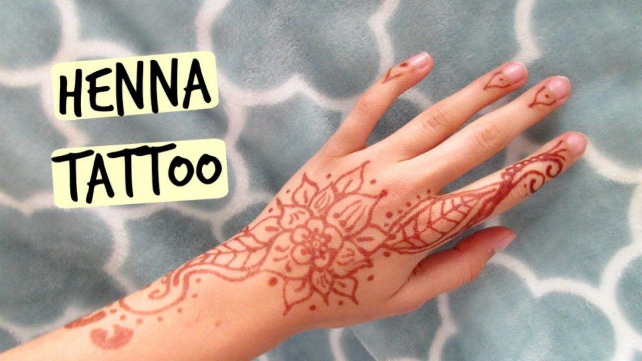 Henna Tattoo How Long Does It Last : Best henna design images tattoo ideas