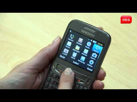 Samsung Galaxy Chat 357