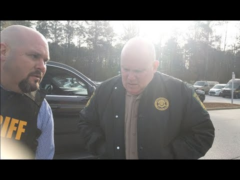 You Crossed The Guard Line! You Must ID! Audit On Douglas County Sheriff's Office GA