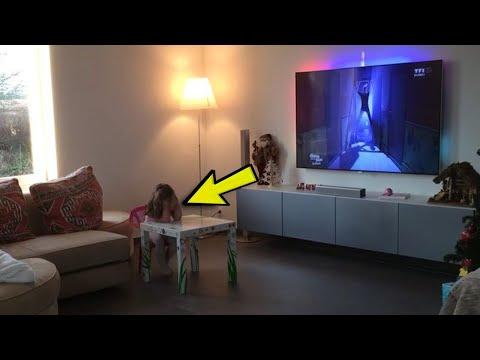 TATA TAJNO POSTAVIO KAMERU – Kako bi mu cijeli svijet povjerovao da kćerka ovo radi u sobi !