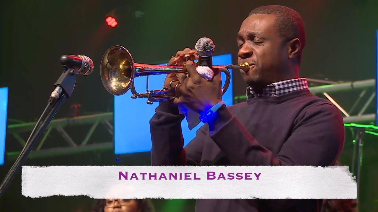 nathaniel bassey open heavens concert calgary canada youtube