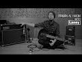 Capture de la vidéo Firman Al Hakim With Laney Amplifier