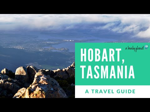 Travel Guide to Hobart, Tasmania