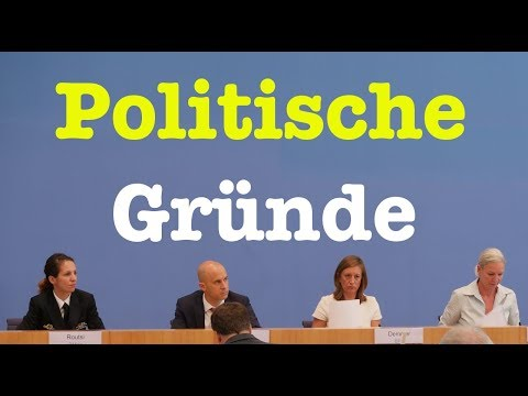 1. August 2018 - Bundespressekonferenz - RegPK
