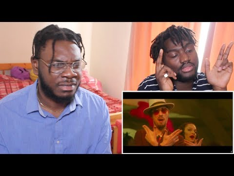 Lartiste - Mafiosa feat. Caroliina - I ALMOST CHOKED!! UK REACTS TO FRENCH RAP!! | REACTION
