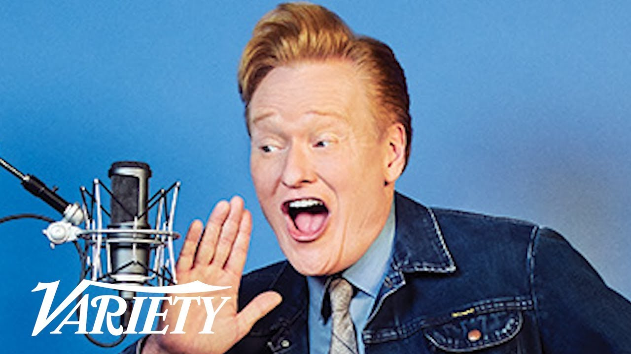 Conan O'Brien on Podcasting and Staying out of Politics on TV