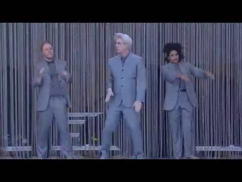 David Byrne - Vivo En Santiago 2018