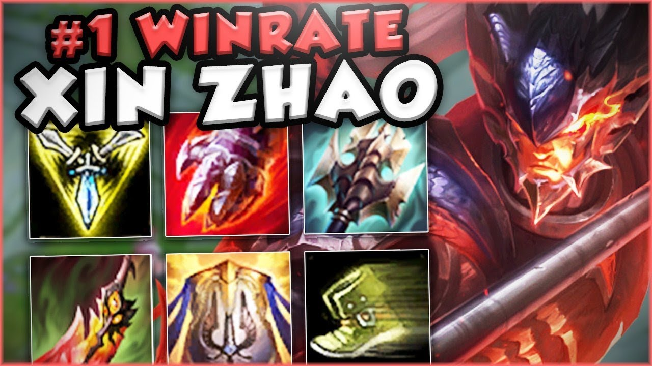 Wow Free Elo Champion 1 Winrate In The Game Xin Zhao Top