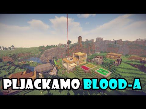 Pljačkamo BloodMaster-a!(Minecraft Animacije)