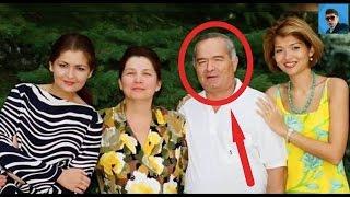 Домашние фото Ислама Каримова попали в интернет
