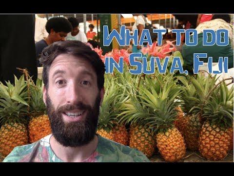 What to do in Suva, Fiji