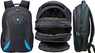 hp premium 17.3 inch laptop backpack black 32 L backpack review