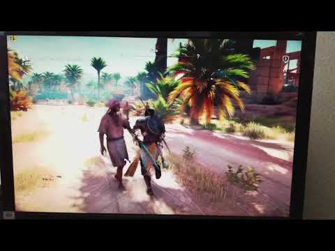 Assassins Creed Origins on Radeon R9 380 + i7 6700 ( low/medium/ultra )