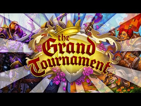 Hearthstone - The Grand Tournament 300 Pack Opening