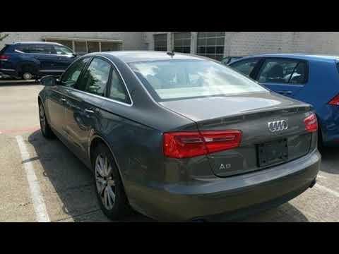 Used 2013 Audi A6 Dallas TX Garland, TX #V190283A