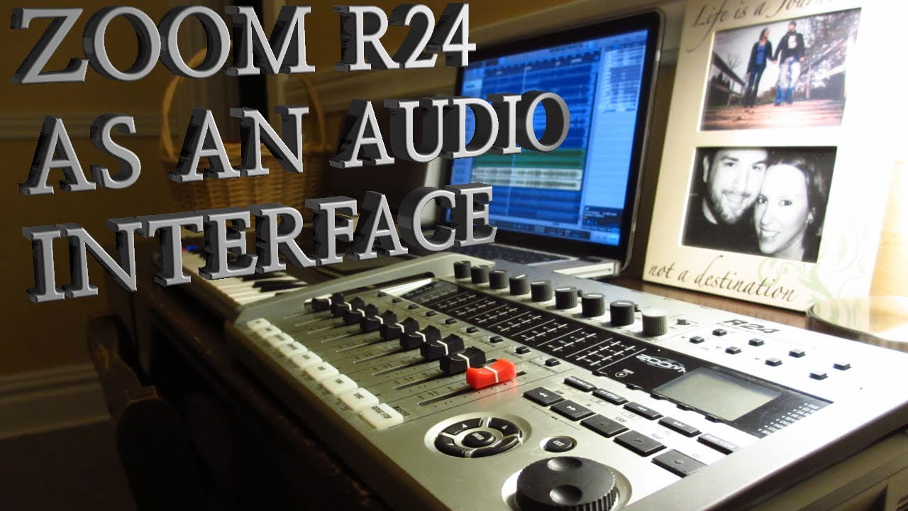 ZOOM R24 RECORDER AUDIO DRIVER (2019)