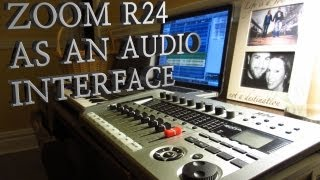 setting Up The Zoom R24 As An Audio Interface