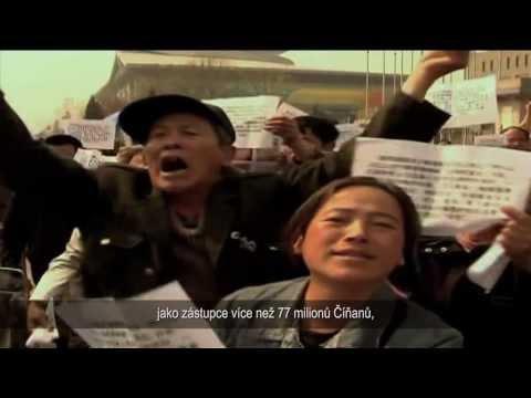 Free China:The Courage to Believe (Svobodná Čína: odvaha věřit) - trailer (české titulky)