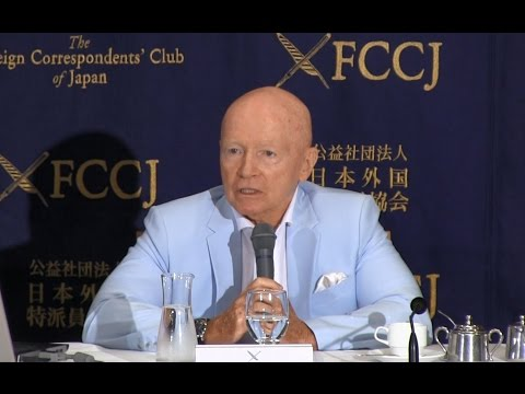 "Mark Mobius: ""Are emerging Markets past their Best – or is the Best Yet to Come?"""