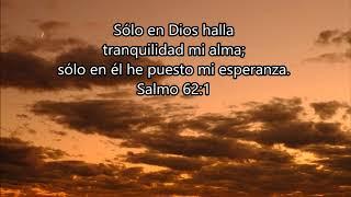 Solo en Dios encuentro tranquilidad - Música cristiana instrumental