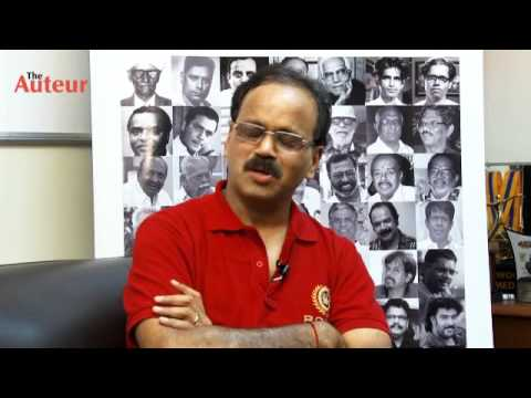 "G. DHANANJAYAN exclusive interview with, ""THE AUTEUR"""