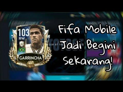 FIFA MOBILE JADI BEGINI? | GA NYANGKA | FIFA MOBILE INDONESIA #18