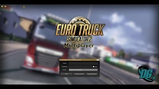 Como Jogar Euro Truck Simulator 2 Multiplayer - Jogo Original na Steam