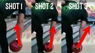 How to become a better bowler | learn different releases | study these slomotion releases