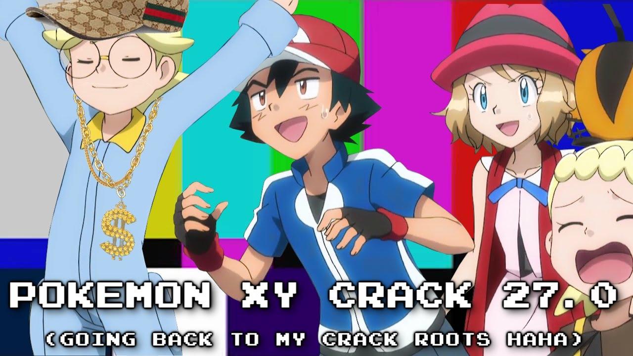 pokemon xy crack