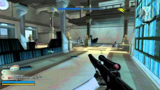 Starwars Battlefront II Jedi temple order 66 Sniper mainly HD 1080