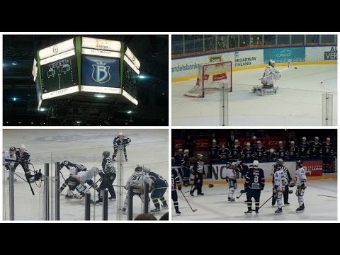 Espoo Blues vs Oulun Kärpät 11/12/2015 Highlights
