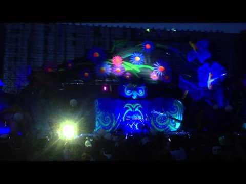 Dash Berlin - Alice Deejay - Better Off Alone - EDC 2013
