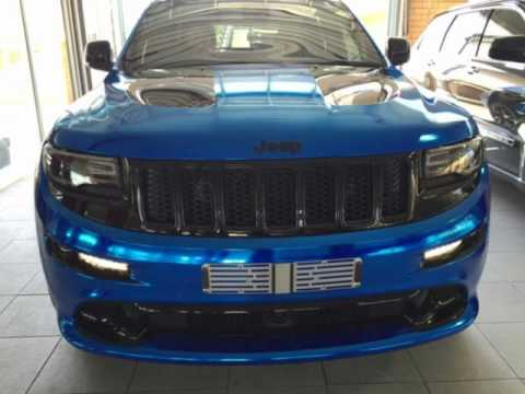 Used 2015 JEEP GRAND CHEROKEE SRT8 Auto For Sale | Auto Trader South Africa Used Cars