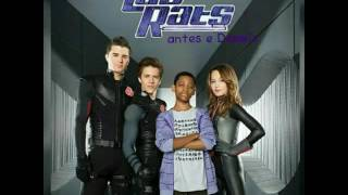 Lab rats - Antes e depois  VEDA#14