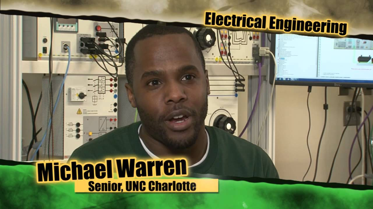UNC Charlotte's Lee College of Engineering - YouTube